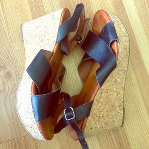 LUCK BRAND wedges